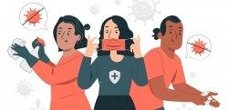 Cuidados no trabalho doméstico durante a pandemia